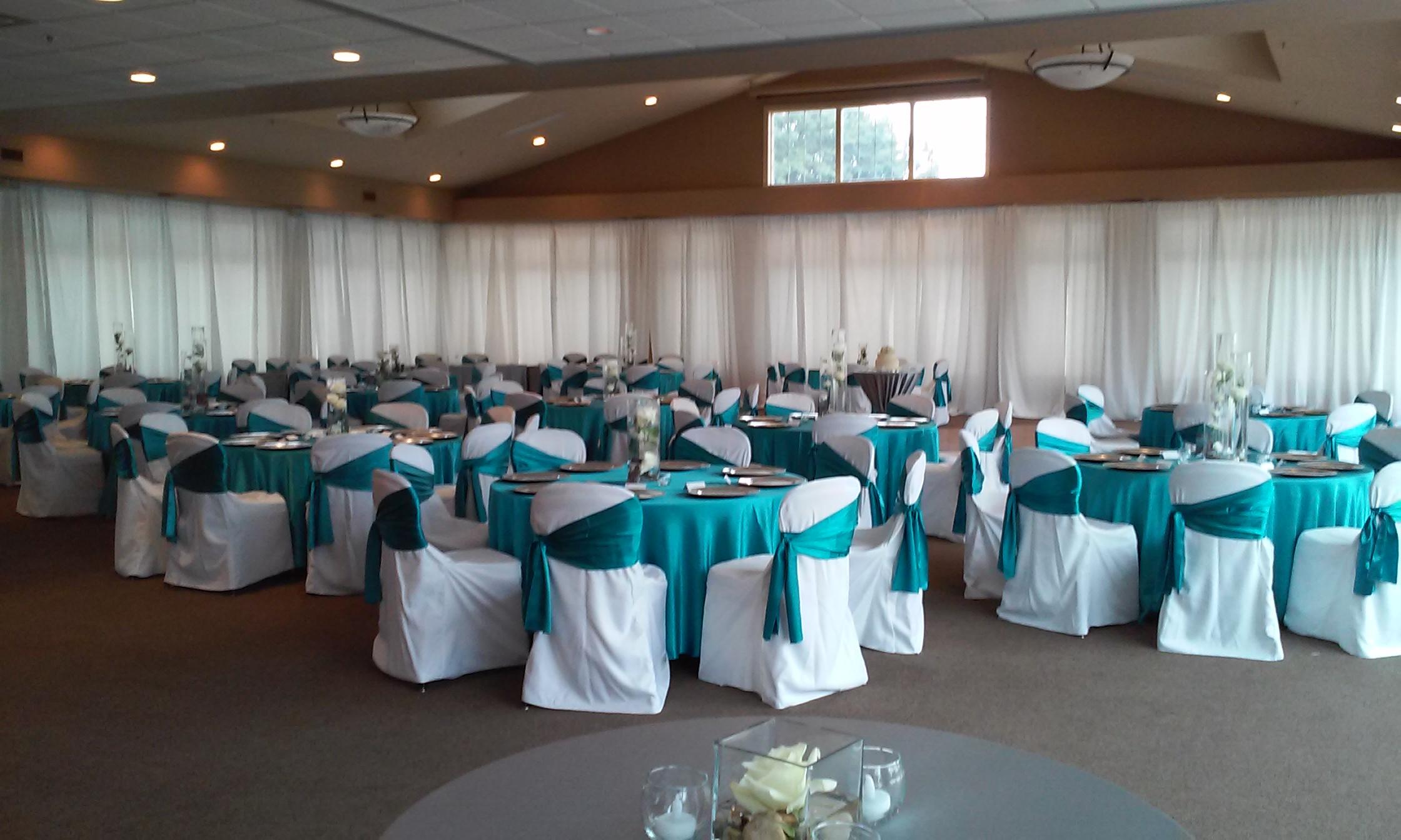 Chalet Floral Weddings At Lincoln Hills Golf Club Ludington MI